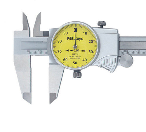 Mitutoyo Dial Vernier in Mumbai at puri tools and steel .A caliper is a device used to measure the distance between two opposite sides of an object